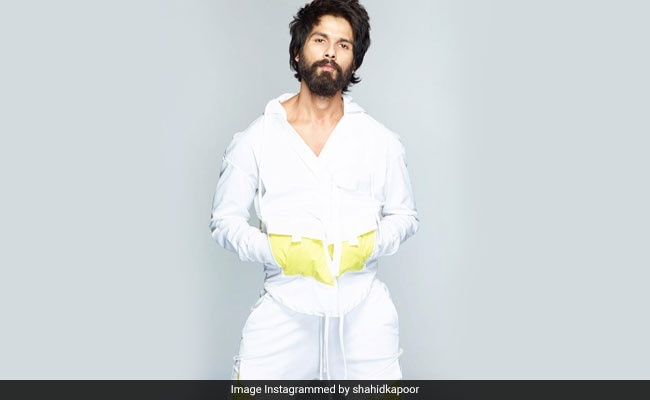Kabir Singh Actor Shahid Kapoor Explains Why A Remake Is
