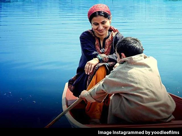 Wanted To Do Justice To The Kashmir Narrative In Hamid: Rasika Dugal