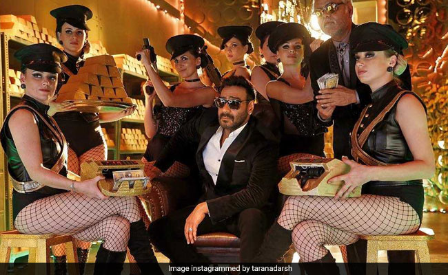 Total Dhamaal Box Office Collection Day 8: Ajay Devgn's Film At Rs 99.30 Crore, Is 'Super-Strong'