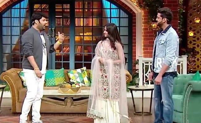 Video: Kapil Sharma ने सलमान की एक्ट्रेस से की फ्लर्ट की कोशिश तो मिला ऐसा जवाब, 'बेटा' कहने पर हुए मजबूर...
