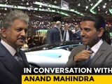 Video : Conversation With Anand Mahindra, Chairman, Mahindra Group