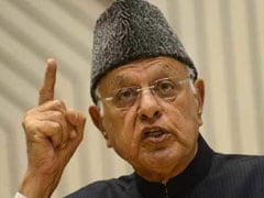 "In Srinagar, Farooq Abdullah Fights Election On ""Special Status"" Plank"