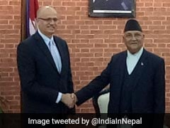 Foreign Secretary Meets Nepal's Top Leadership To Review Commitments