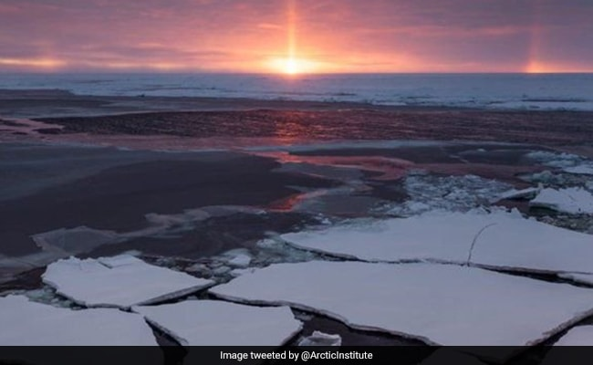 Arctic Temperatures To Rise 3-5 Degrees By 2050, Says UN