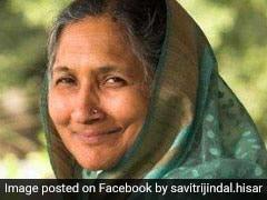 Women's Day: भारत की सबसे अमीर महिला हैं सावित्री जिंदल, 45547 करोड़ रुपये की हैं मालकिन
