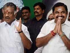 "In Tamil Nadu, ""OPS For CM"" Posters Jolt Ruling AIADMK Before 2021 Polls"