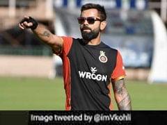 IPL 2019: RCB के ट्रेनिंग सेशन में पहुंचा यह मशहूर खिलाड़ी, विराट कोहली ने कराया परिचय, देखें VIDEO