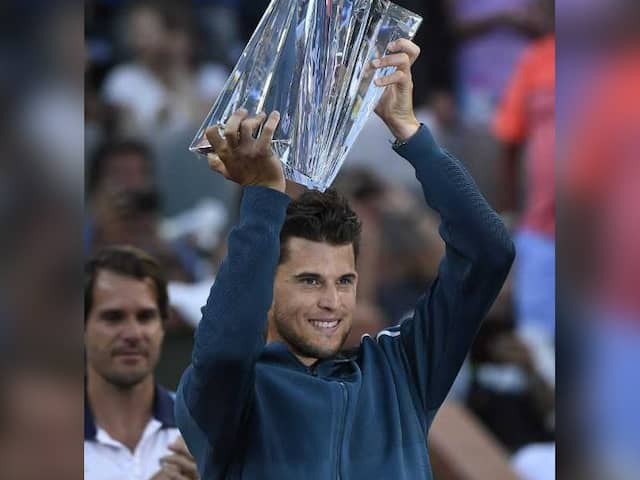 Indian Wells: Dominic Thiem Denied Roger Federer A Record Sixth Title
