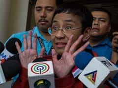 Journalist Critical Of Philippine President Faces Up To 6 Years In Prison