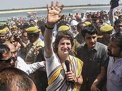 """We Are Not Afraid"": Priyanka Gandhi Hits Back After PM's Blog"