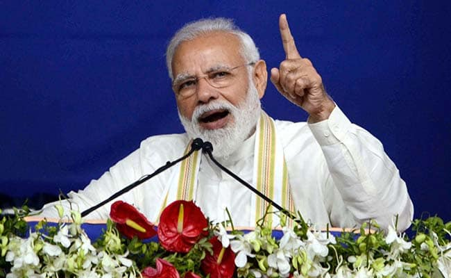 A 'Majboot' Government Put Metro Rail On Fast Track: PM Modi
