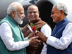 Congratulate PM Modi For NDAs Spectacular Victory: Nitish Kumar