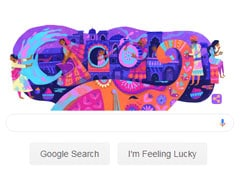 Happy Holi 2019: Google Celebrates Holi With Colourful Doodle