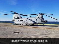 भारतीय वायुसेना के बेड़े में शामिल हुए 4 'चिनूक' हेलीकॉप्टर, ये हैं खूबियां