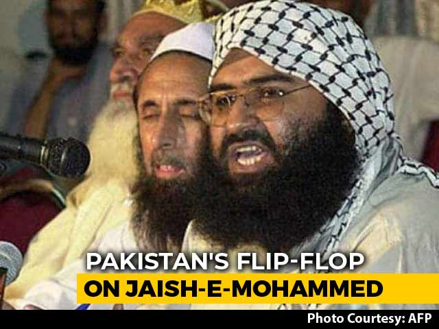 Video : Acknowledgment, Then Denial: Pakistan's Flip-Flop On Jaish-e-Mohammed