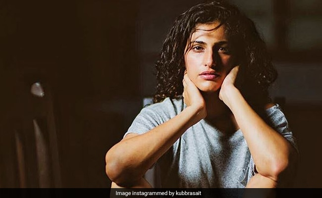 Sacred Games Star Kubbra Sait Says She Was Bullied As A Child, Called 'Cobra'
