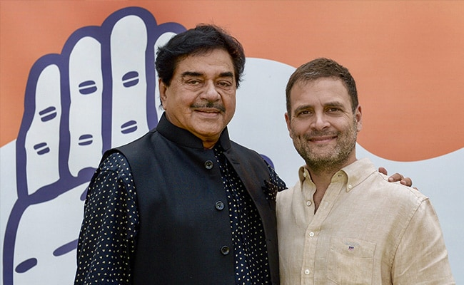With 'Peter And Paul' Remark Shatrughan Sinha Lashes Out At PM