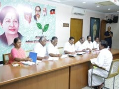 Just One Woman In AIADMK's List For Lok Sabha Polls