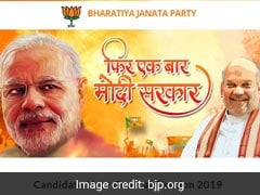 Two Weeks After Hack, BJP Website Back Online But With Just One Page