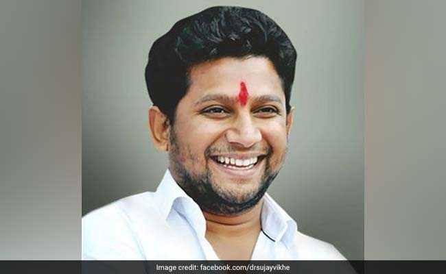 Worry For Congress, Son Of Maharashtra Opposition Leader May Join BJP
