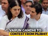Video : Maneka Gandhi, Varun Gandhi Swap Seats As BJP Treads Carefully In UP