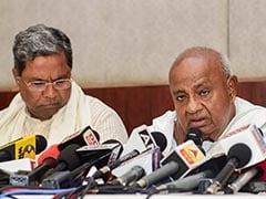 Cracks In Karnataka Coalition Widen As Leaders Trade Barbs