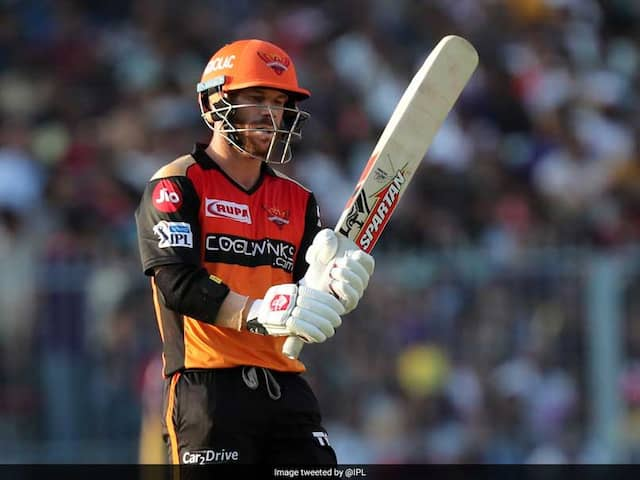 IPL 2019: David Warner Makes Explosive Comeback To IPL, Sets Twitter On Fire