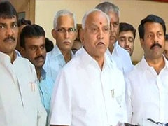 BS Yeddyurappa, Accused Of Rs 1,800 Crore Payoffs, Hits Out At Congress