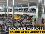 Video : 3 Small Bombs Sent To London Airports, Rail Station: Police