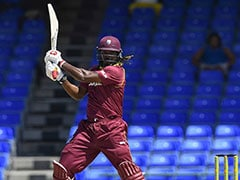 "Chris Gayle Plays Last Home ODI, Says ""Wearing West Indies Crest Has Been An Honour"""