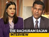 "Video : ""Not Enough Focus On Joblessness,"" Raghuram Rajan Tells NDTV"