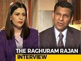 """Video : """"Not Enough Focus On Joblessness,"""" Raghuram Rajan Tells NDTV"""