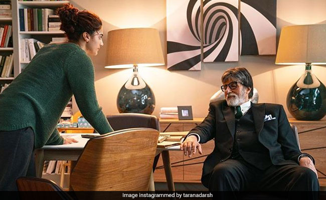 Badla Box Office Collection Day 8: Amitabh Bachchan And Taapsee Pannu's Film Almost At 50-Crore Mark