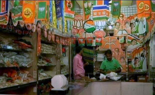 PM Modi, Rahul Gandhi 'Most Popular' As Political Merchandise Hit Markets