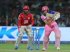 IPL 2019 Live: Sanju Samson, Steve Smith Keep RR On Top In Chase vs KXIP