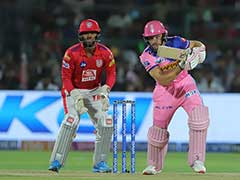 IPL Live Score, RR vs KXIP IPL Score: Jos Buttler Departs, Rajasthan Royals On Top In Chase Of 185 vs Kings XI Punjab