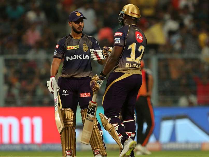 Highlights, KKR vs SRH: Nitish, Russell Power KKR To Six-Wicket Win Against SRH