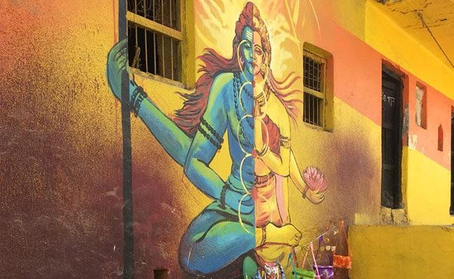 Lord Shiva Devotees Celebrate Mahashivratri, On Last Day Of Kumbh: Photos
