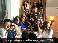 अनिल कपूर ने इस अंदाज में मनाया पत्नी सुनीता कपूर का बर्थडे, तस्वीरें और वीडियो Viral