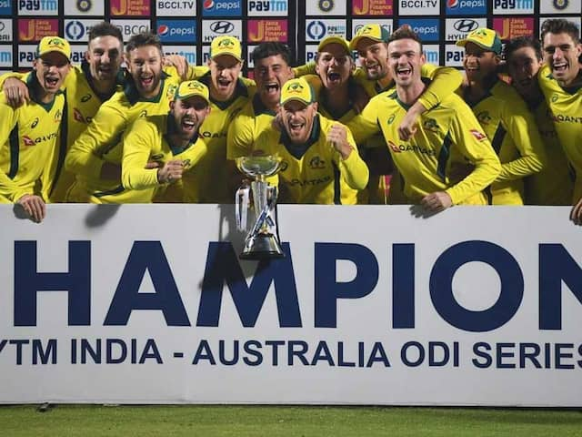 India Vs Australia, ODI Series: India Lost The Series By 2-3 After Loosing Last Match