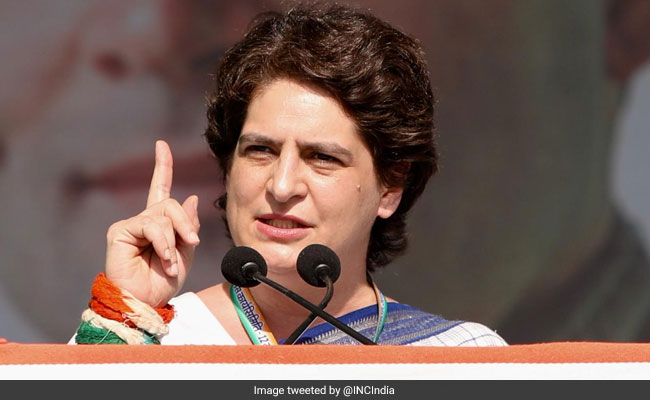 UP Is Running But Electricity In Hospitals Is Out: Priyanka Gandhi Vadra