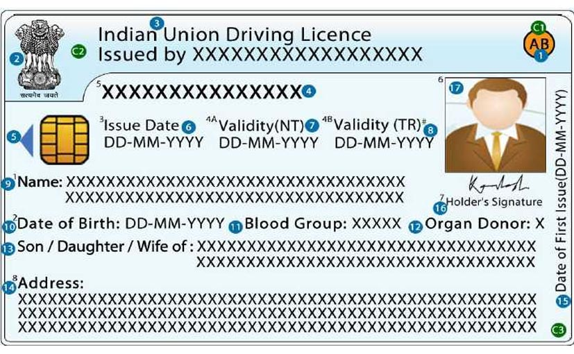 The new Driving License norms will be applicable from October 1.