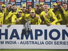5th ODI: Usman Khawaja, Adam Zampa Shine As Australia Beat India To Win Series 3-2
