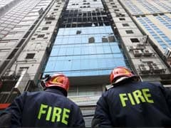 Dhaka High-Rise Hit By Deadly Blaze Lacked Proper Fire Exits: Official