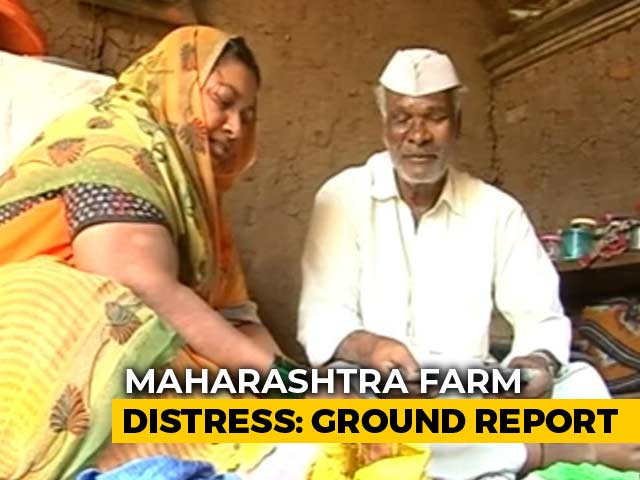 Video : Were Farm Schemes Truly A Success In Maharashtra? A Reality Check