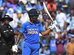 4th ODI: Shikhar Dhawan Returns To Form, Hits 16th ODI Century To Lift India In Mohali