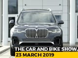 Video : 2019 BMW X7 Review