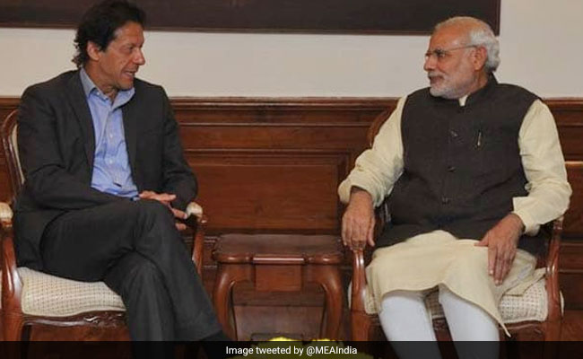 PM Modi, Imran Khan Exchange Pleasantries At SCO Summit: Sources