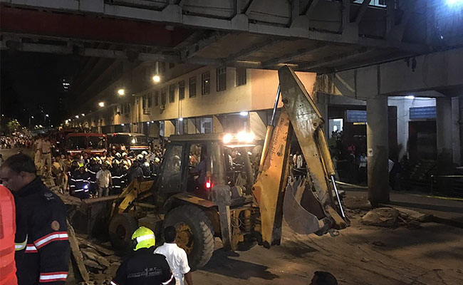Mumbai Civic Body Hauls Up Audit Team For Bridge Collapse, 2 Suspended