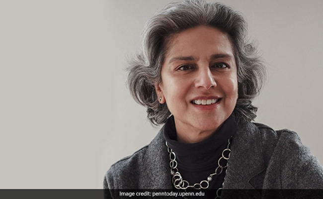 Indian-American Woman Appointed University Of Pennsylvania Vice President
